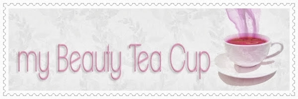 Marisa's Beauty Tea Cup