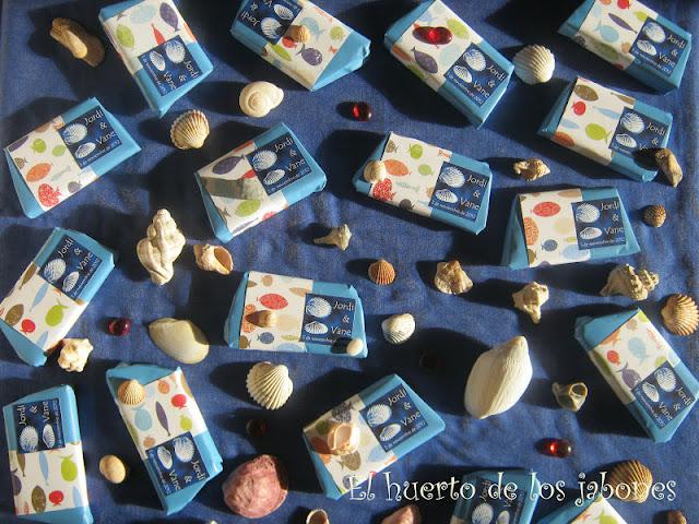 Jabones de sal marina