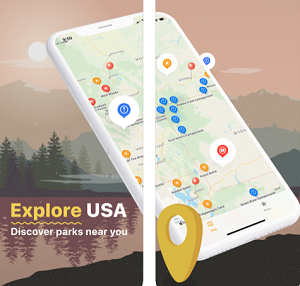 Travel App of the Week - ParkQuest