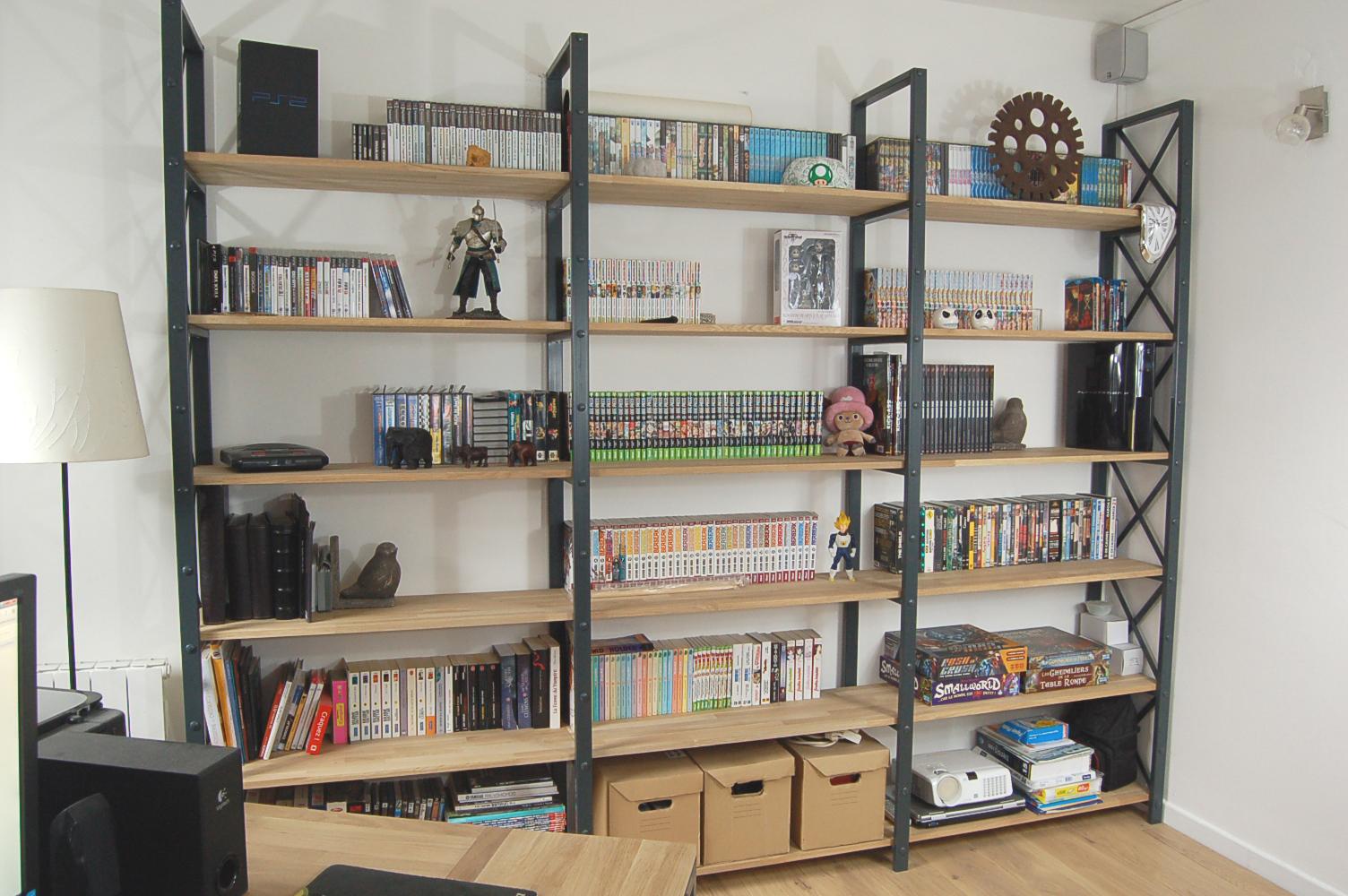 Bibliotheque Industrielle