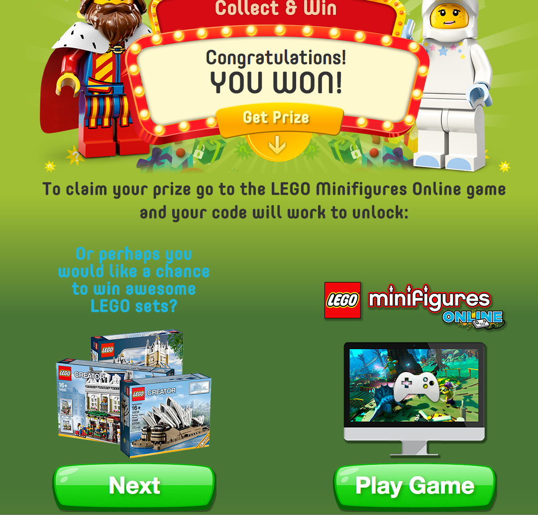 A lego club code is a code you find in a lego club magazine and type in on the website. The codes unlock special online prizez.