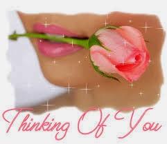 Mots d'amour je pense à toi
