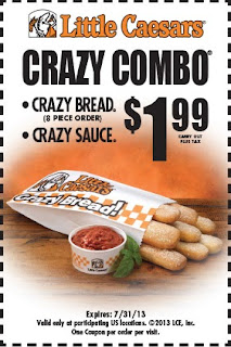 Get Free Little Caesars Pizza Coupons and Printable Little Caesars Pizza