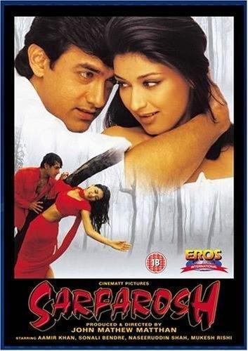 Sarfarosh 1999 Hindi BRRip 480p 450mb ESub