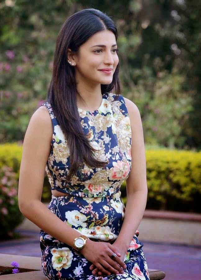 Shruti Hassan Latest Photos From Movie