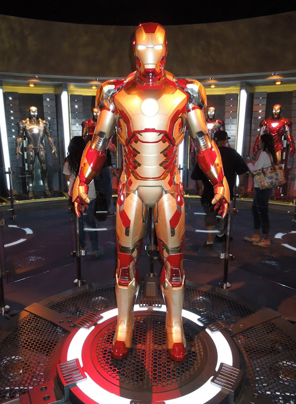 Iron Man 3 Mark 42 armor