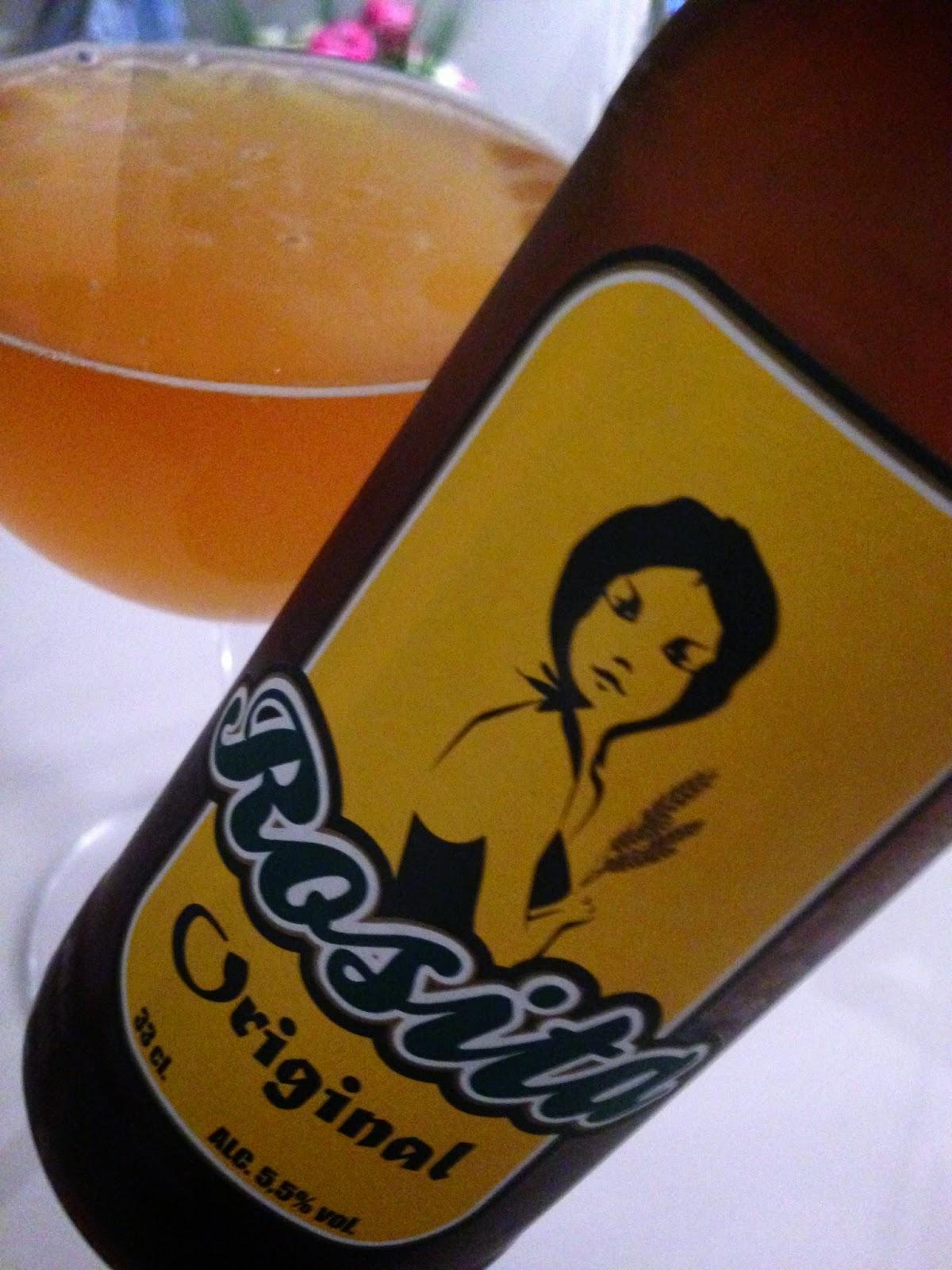 Cerveza rosita original