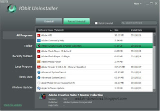 IObit Uninstaller 2.1