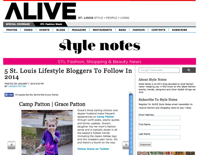 http://www.alivemag.com/blog/index.php/2014/01/5-st-louis-lifestyle-bloggers-to-follow-in-2014/