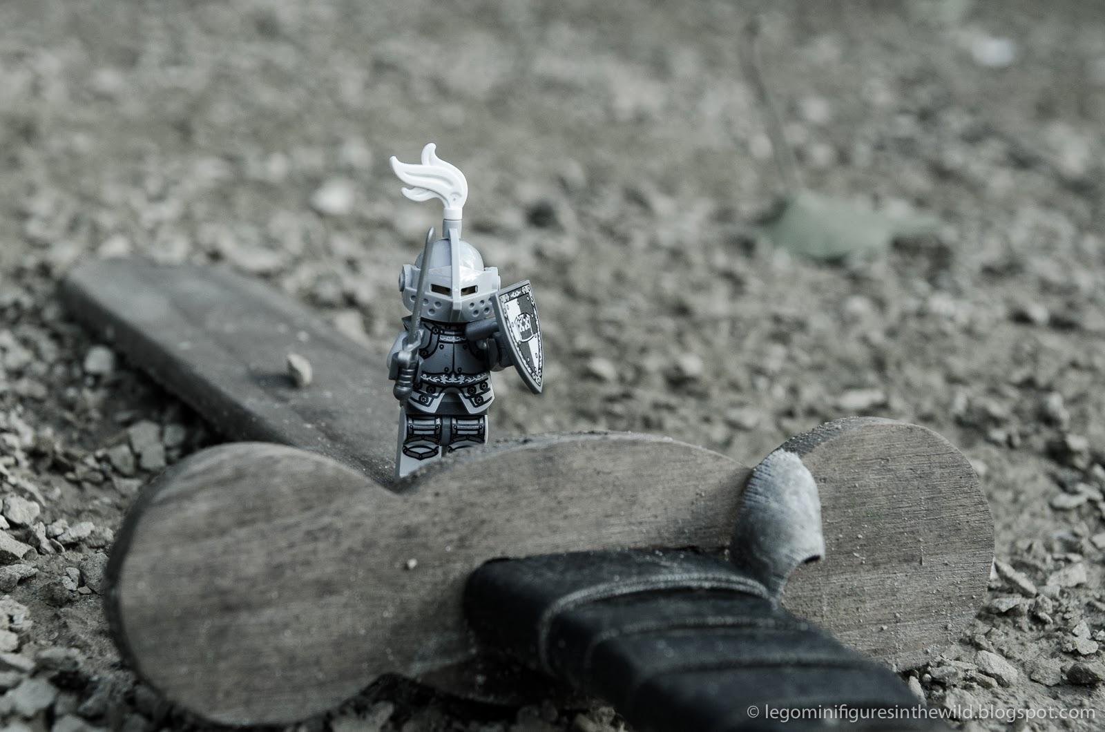 Lego Minifigure Series 9 Knight
