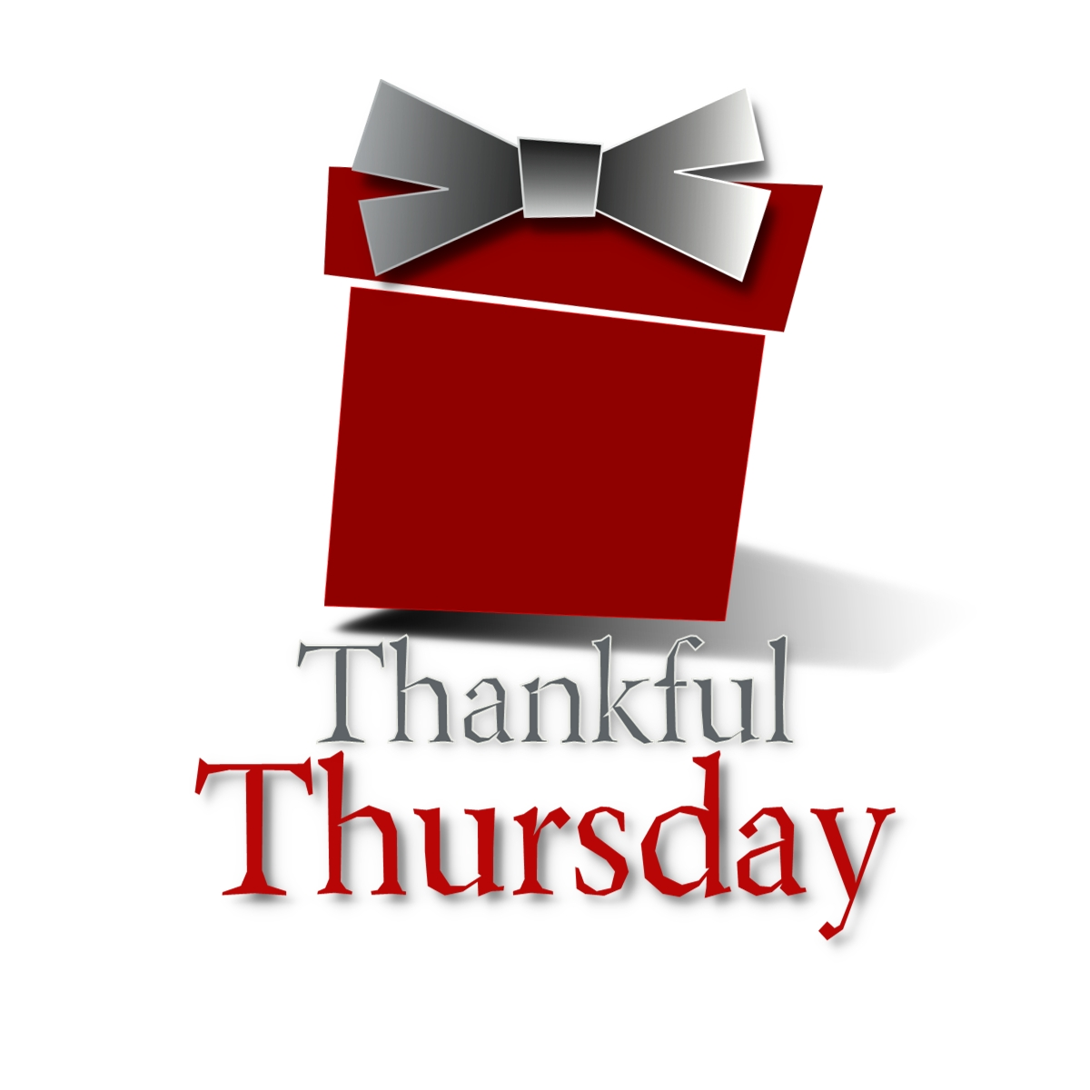 Thankful ThursdayThursday Word