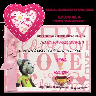 """CAL ENIGMA """"San Valentín"""""""