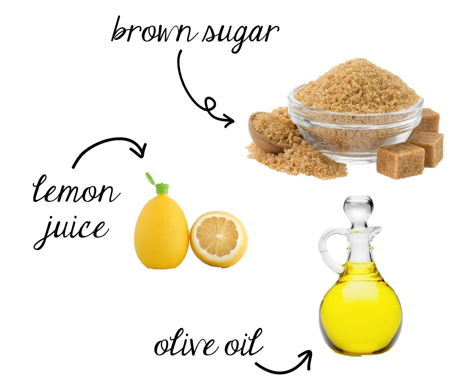 The Brown Sugar Works As An Exfoliant To Get Rid Of All The Dead Skin Cells