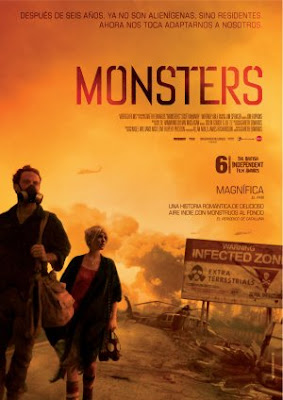 Monsters (2010).