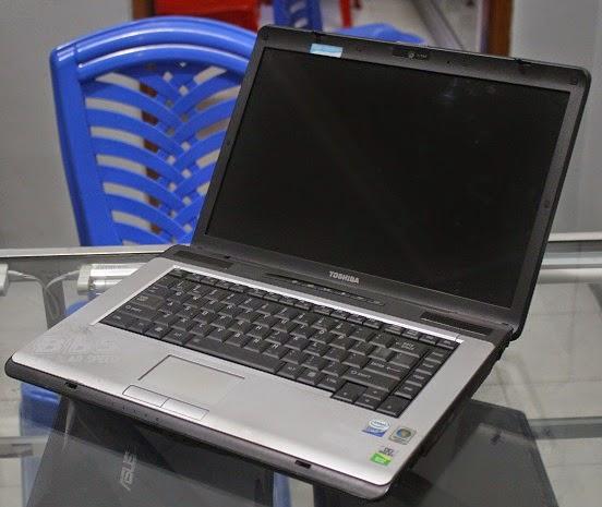 jual laptop bekas toshiba a205