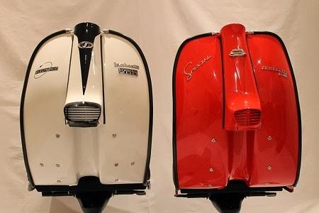 Sillas para Oficina con Piezas Recicladas de Moto