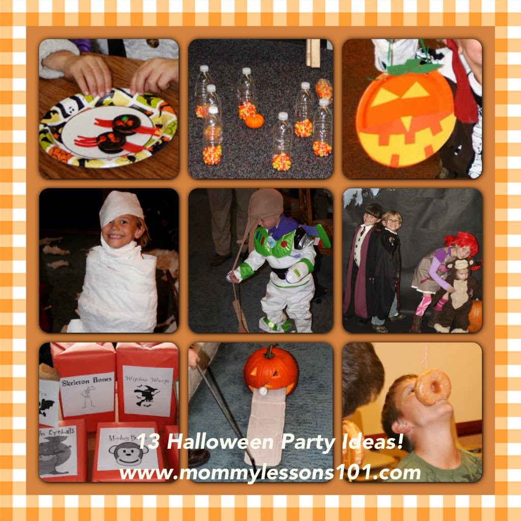 Mommy Lessons 101: 13 Spooky and Fun Halloween Party Games, Treats ...