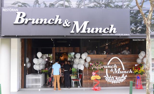 Brunch & Munch Restaurant @ G Village, Off Jalan Desa Pandan, Kuala Lumpur