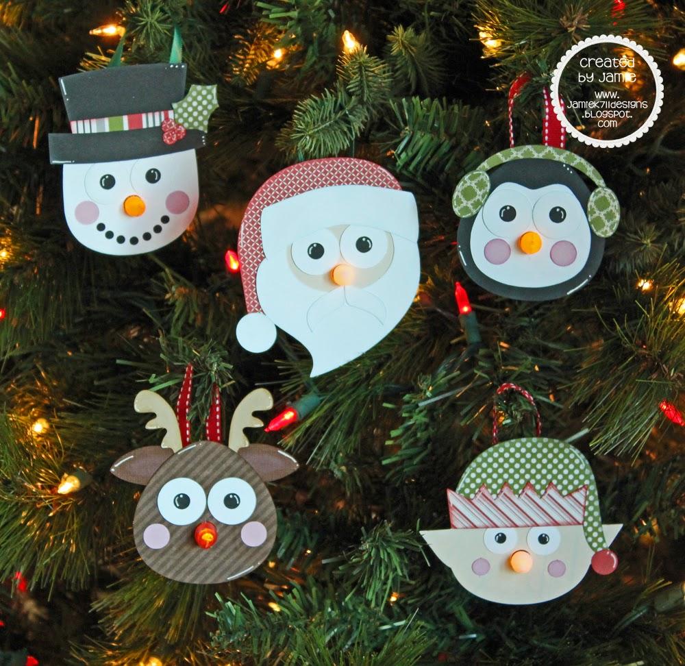 christmas tea light ornaments
