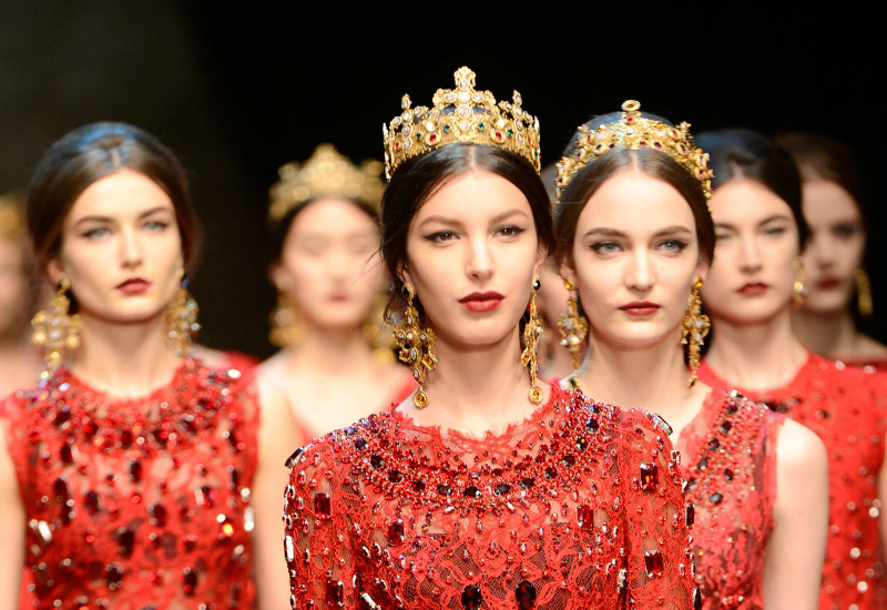 how to dolce gabbana