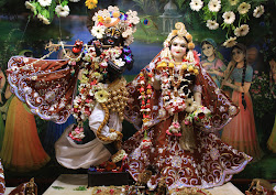 Their Lordships Sri Sri Radha Shyamsundar