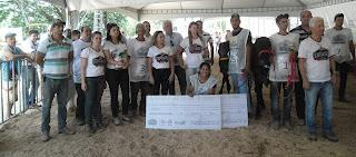 Cooperados participam do 1° Julgamento de Bezerras