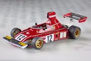 1/43 Ferrari F1 19492000: Ferrari 312 B3/74 Spanish GP