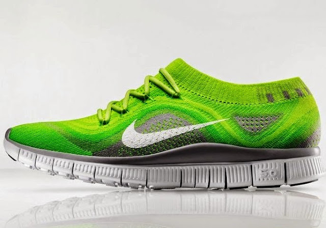 nike running, running, nike, shoes, apparel, nature amplified, Nike Free Flyknit, Nike Free Hyperfeel, Nike Aeroloft & Nike Dri-FIT Knit