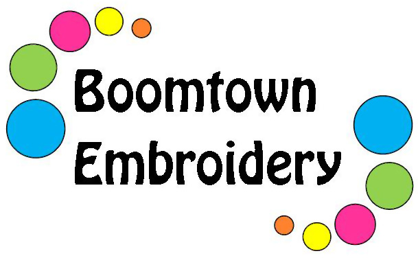 Boomtown Embroidery
