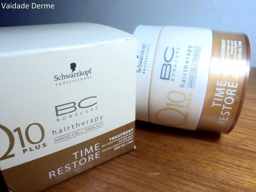 Schwarzkopf BC Bonacure Time Restore Q10 Mascara
