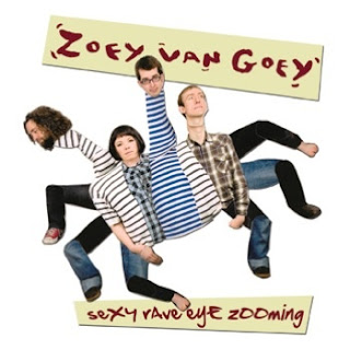 Zoey Van Goey - Sexy Rave Eye Zooming EP