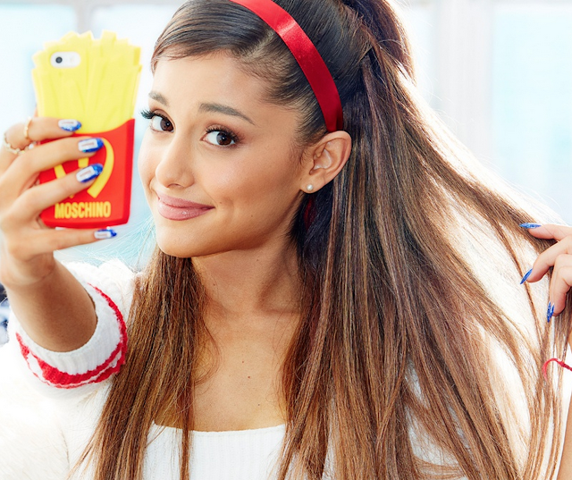 selfie, models, cara delevigne, vs angels, celebrities, ariana grande, moschino
