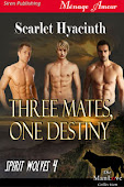 Spirit Wolves 4: Three Mates, One Destiny