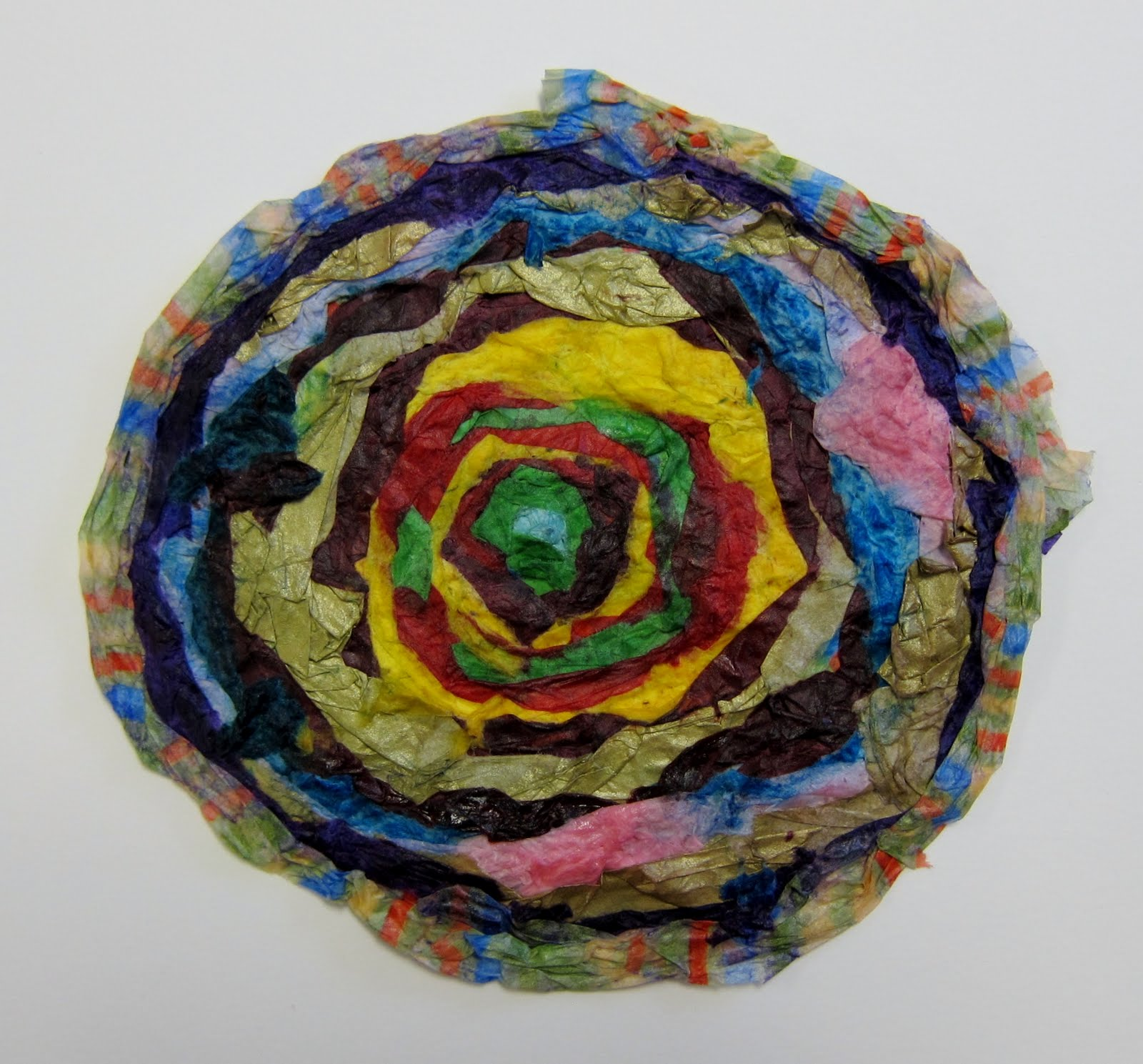 Art is basic art teacher blog paper pulp pictures for Making paper pulp sculpture