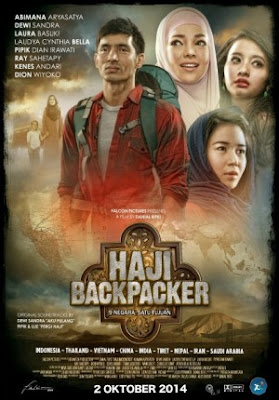 Haji Backpacker (2014)