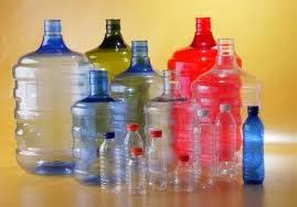 Berbagai Macam Botol Plastik