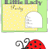 Sweet Ladybugs: Free Printable Invitation and Envelope.