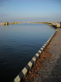Port Kolobrzeg