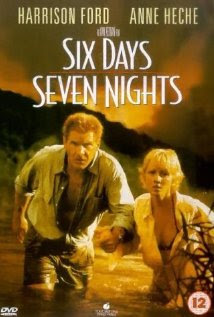 Seis días y siete noches Poster