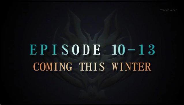 Episode 10-13 Anime 'God Eater' Akan Tayang Pada Musim Dingin