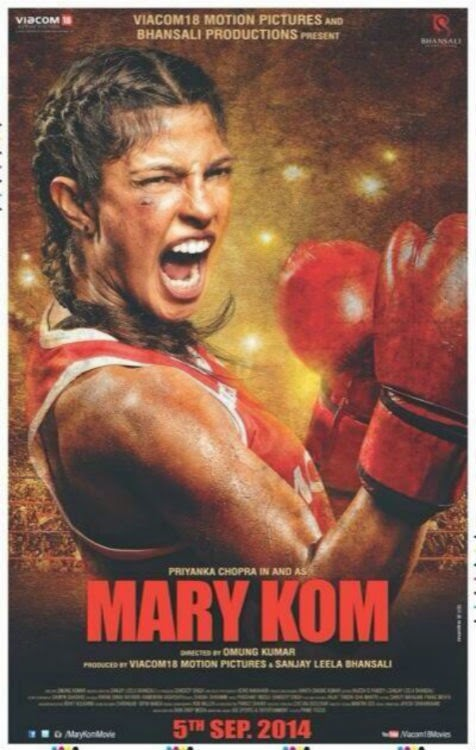 Mary Kom (2014) Free Download Mp3 Songs.Pk
