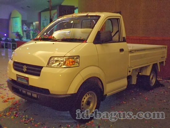 Gambar Suzuki Mega Carry Extra Power Stering