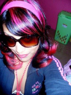 Coisas De Mulher Cabelos Coloridos