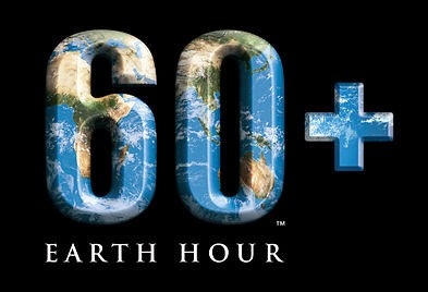 inilah simbol earth hour indonesia