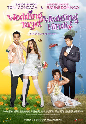Wedding Tayo Wedding Hindi Pinoy Movie