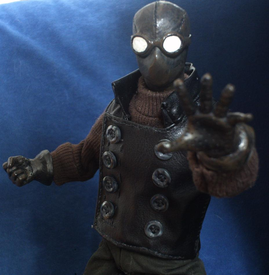 Spider Man Shattered Dimensions Noir Toy