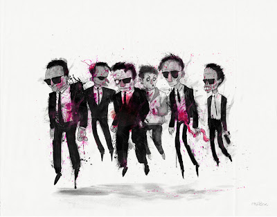 "Reza Rasoli - ""Reservoir Dogs"""