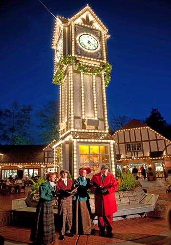 Christmas Town At Busch Gardens Opens In November
