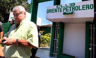 Oriente Petrolero - Miguel Ángel Antelo - DaleOoo.com página del Club Oriente Petrolero