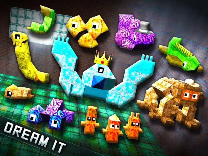 MonsterCrafter App iTunes App By Naquatic LLC - FreeApps.ws